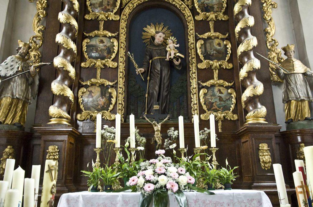 Altar Kloster-Kirche